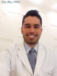 Dr Cyro Hirano - Medico. Foto: Arquivo pessoal.
