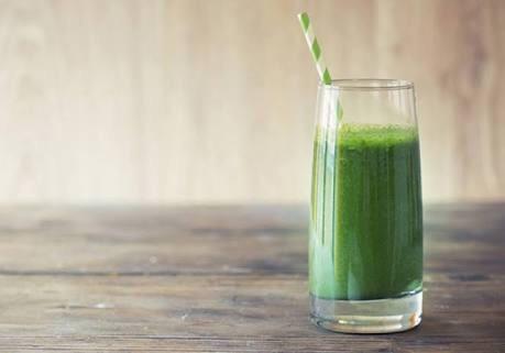 Suco Verde – Por MyraHirano
