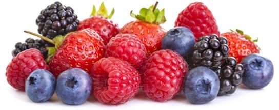 Frutas Vermelhas – Por MyraHirano